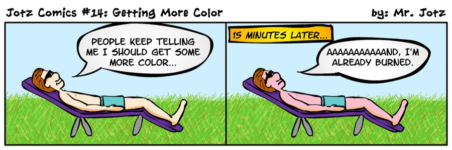 #14: Getting More Color