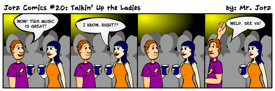 #20: Talkin' Up The Ladies